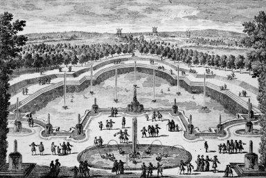 Versailles with Le Bassin de Neptune