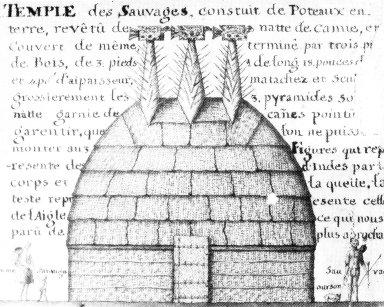 Acolapissa Temple