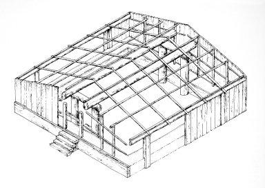 Kwakiutl House
