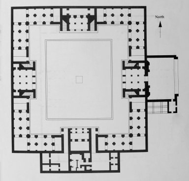Jodh Bai's Palace