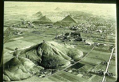 Henin Lietard: Mining District