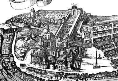 Plan of Vatican City 1