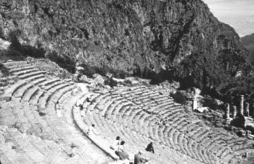 Delphi: Theater