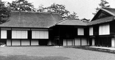 Katsura Imperial Villa: Shoin Buildings