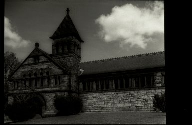 Ames Memorial Library