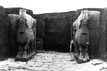 Palace of Sargon II