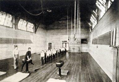 Gymnasium at Hamilton Park