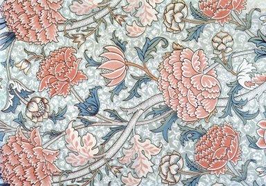 Cray Textile Pattern