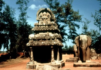 Pandava Temples (Panch Rathas): Arjuna Ratha