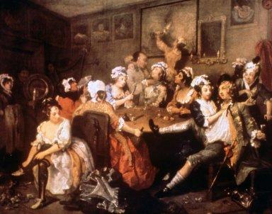 Rake's Progress: III: Tavern Scene (The Orgy)