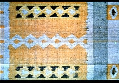Contemporary Indian Weft Ikat