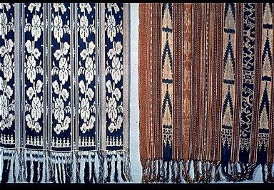 Indonesian Warp Ikats