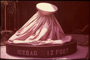 Giant Ice Bag