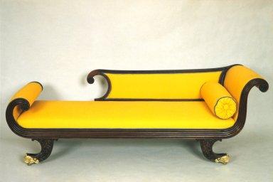 Grecian-Style Sofa