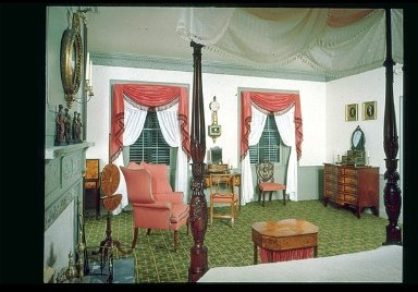 James Duncan Junior House: Haverhill Room