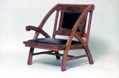 Armchair for the Woburn Public Library