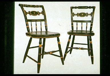 Painted Fancy Side Chairs