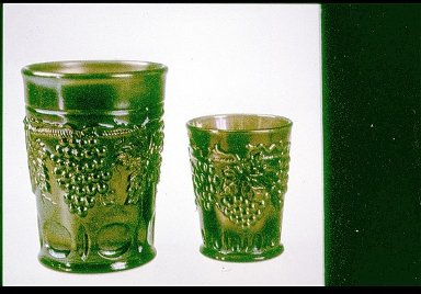 Carnival Water and Whiskey Tumblers