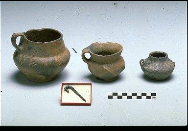 Ceramic Single Handled Vessels