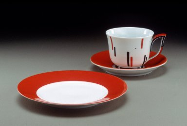 Cake Plate/ Cup and Saucer