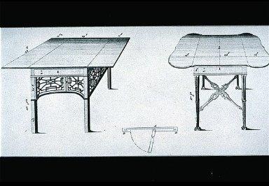 Two Breakfast Tables