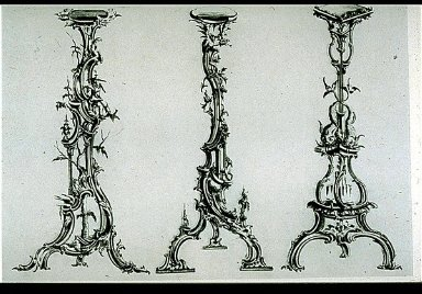 Three Candle-Stands
