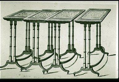 Quartetto Tables