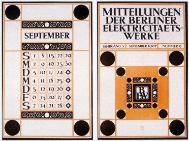 AEG Calendar