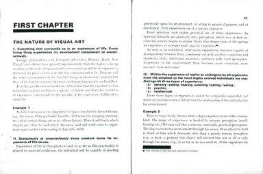 Bauhausbucher 6: Grundbegriffe der neuen gestaltenden Kunst