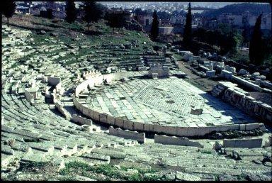 Theater of Dionysos Eleutherios (Dionysus)