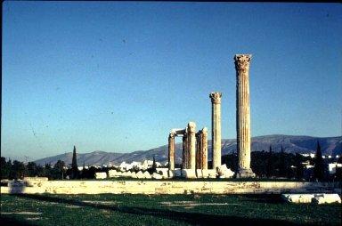 Olympieion (Temple of the Olympian Zeus)