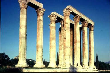 Olympieion (Temple of the Olympian Zeus)