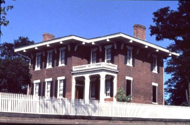 U.S. Grant's 2nd House