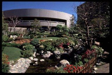 James Irvine Garden
