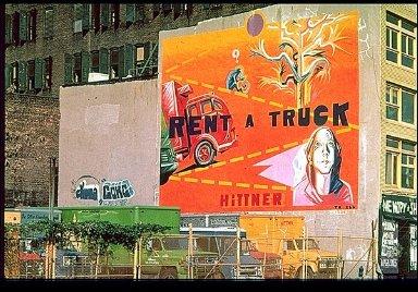 Commercial Graphic for Hittner Trucking