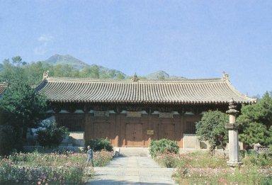 Foguang Temple: Manjushri Hall