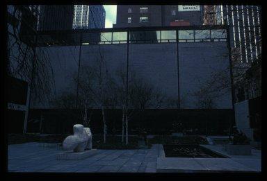 Museum of Modern Art: Grace Rainey Rogers Annex and Abby Aldrich Rockefeller Sculpture Garden Sculpture Garden