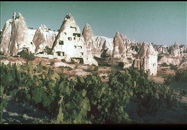 Turkey (Cappadoce)
