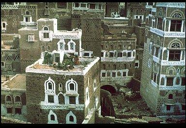 San`a': Old City