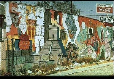 Little Valley Mural