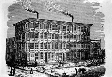 Factory Building (Cast Iron Building)