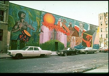 Untitled (Wall Painting, New York City)