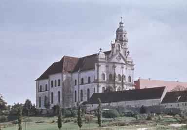 Benedictine Abbey at Neresheim