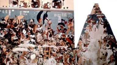 Bonampak: Frescoes