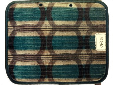London Transport 'Cirles and Stripes' Moquette