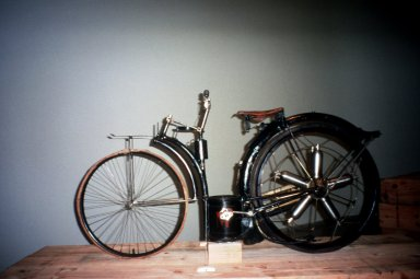 Millet 1924cc Steam Bicycle