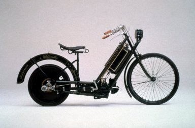 Hidlebrand and Wolfmuller Motorcycle