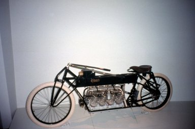 Curtiss V-8 Motorcycle
