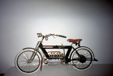 Pierce Four Motorcycle