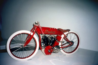 Indian 8-Valve Board Track Racer Motorcycle